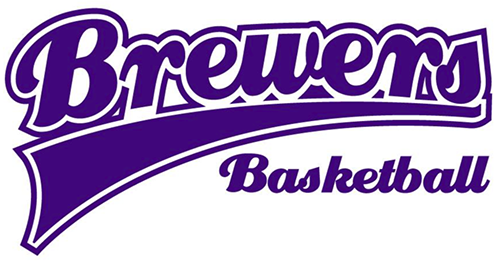 Brewers Basketball Logo