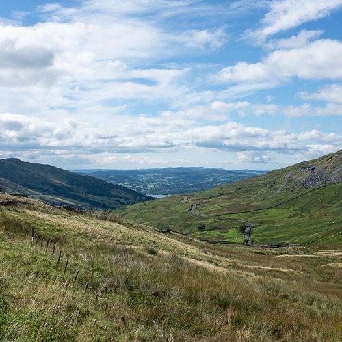 Quarry & Castle Locations - Lake District